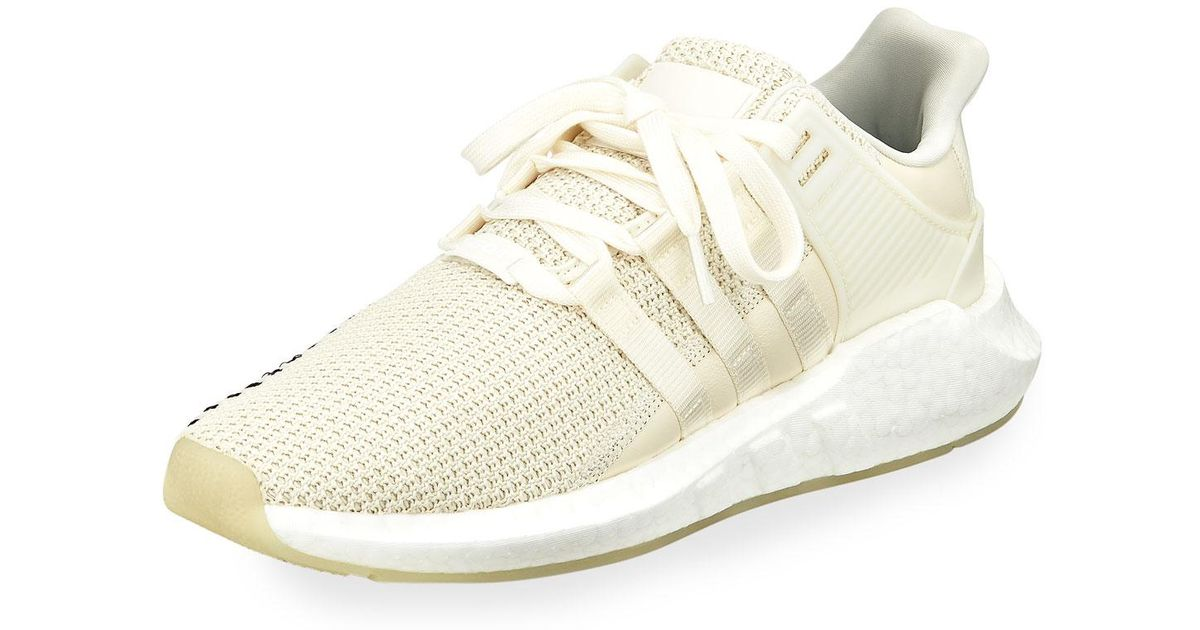 detailed look 1d434 eebc7 Lyst - adidas Mens Eqt Support Adv 93-17 Sneakers White in White for Men