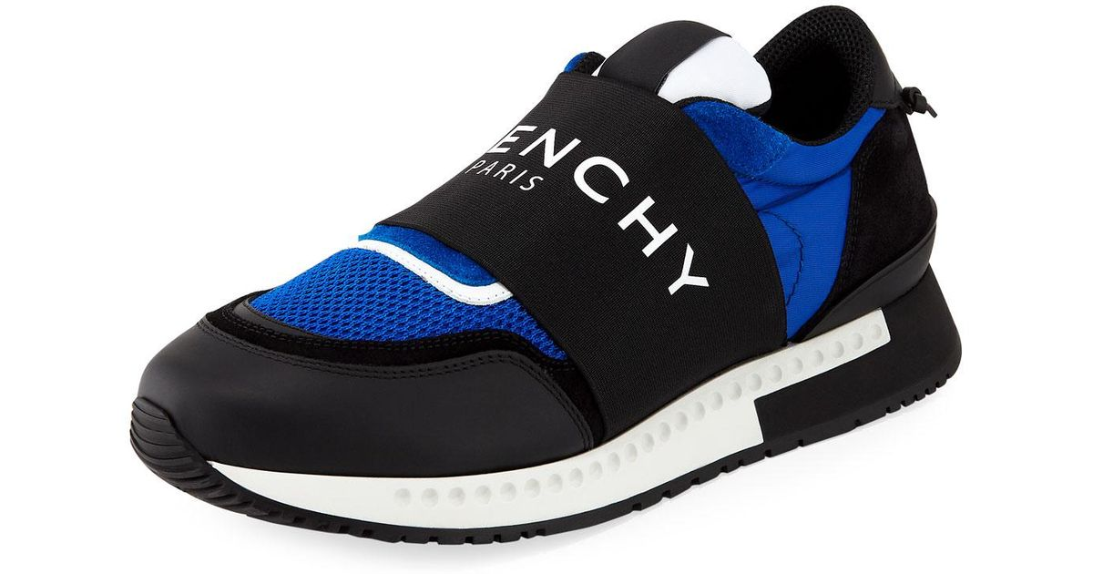 givenchy sneakers blue 70f78b