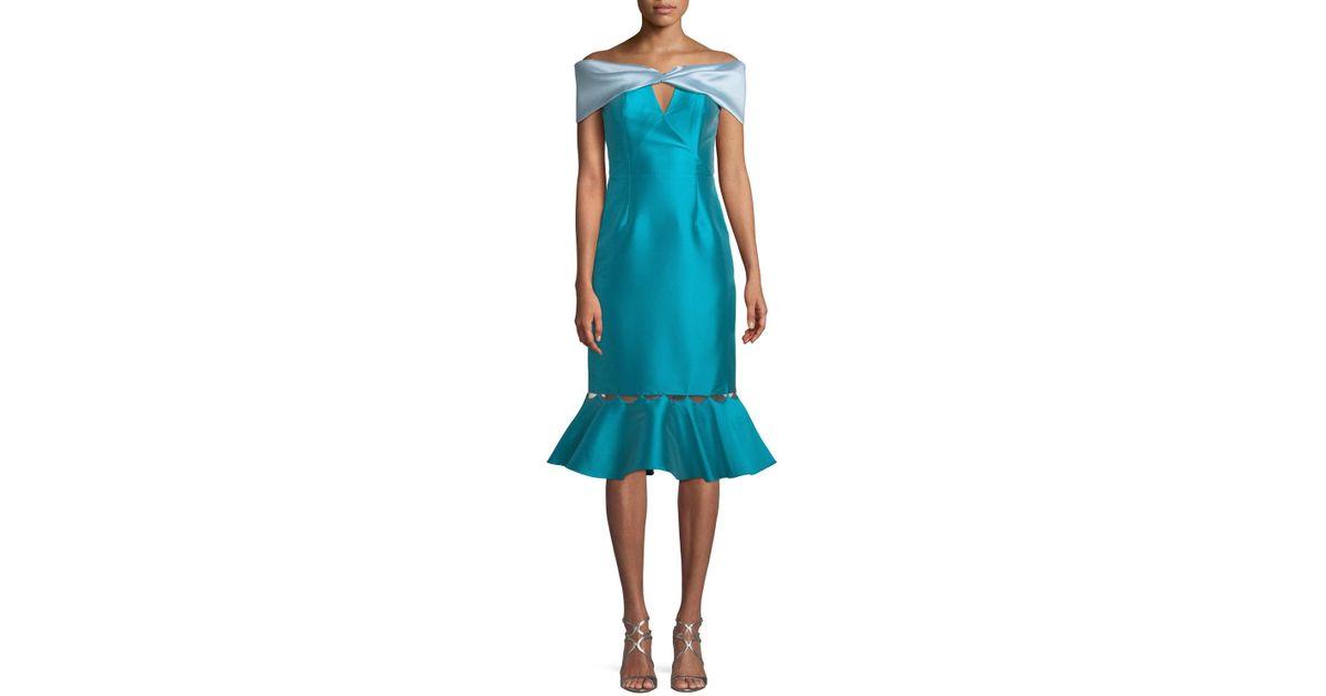 Gulmek dress - Blue Sachin & Babi MhvAvi