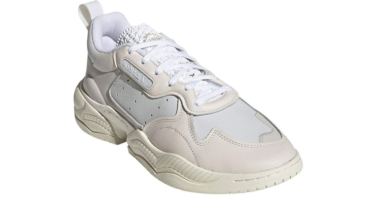 Supercourt Rx Leather Dad Sneakers