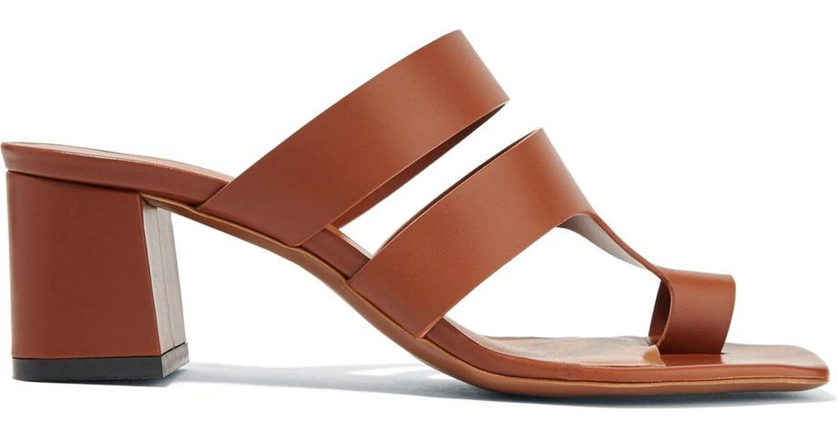 Neous Brown Sandals
