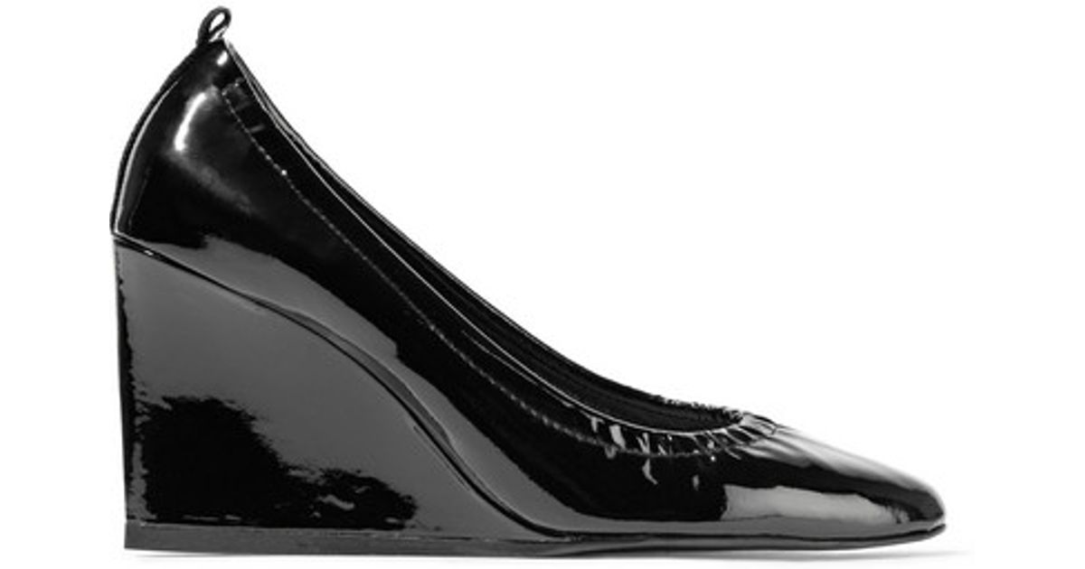 exeezipcoolgetsiu9tq.cf: black patent wedges. From The Community. Amazon Try Prime All DailyShoes Women's Comfortable Fashion Low Heels Round Toe Wedge Pumps Shoes. by DailyShoes. $ - $ $ 18 $ 38 99 Prime. FREE Shipping on eligible orders. Some sizes/colors are Prime eligible. out of 5 stars