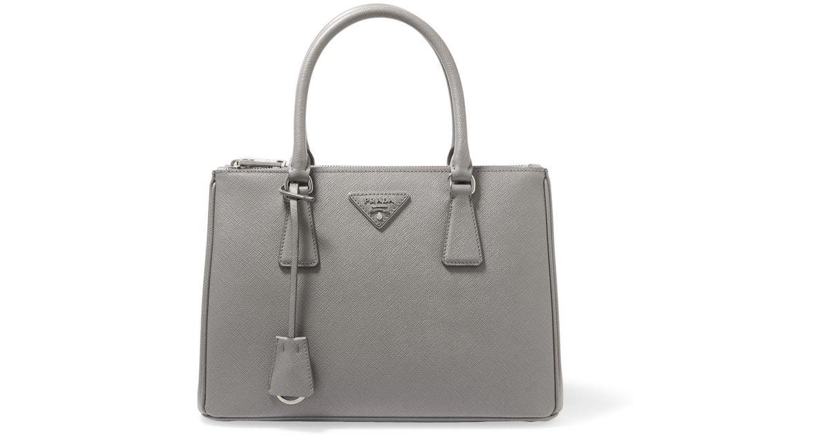 971d142308ab uk prada vitello phenix black textured leather shopping tote bag bn2419  handbags amazon 2c63a 3b375; inexpensive lyst prada galleria medium textured  leather ...
