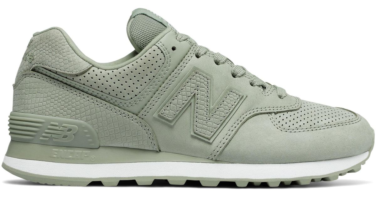New Balance 574 Serpent Luxe Shoes