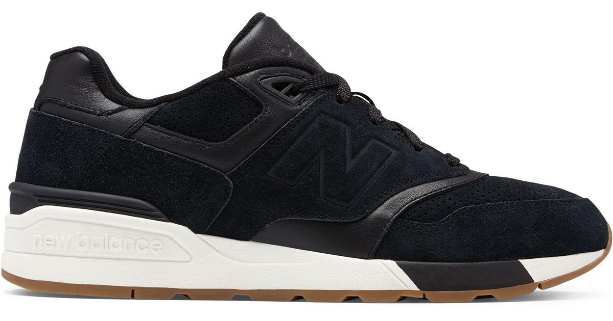 new balance suede