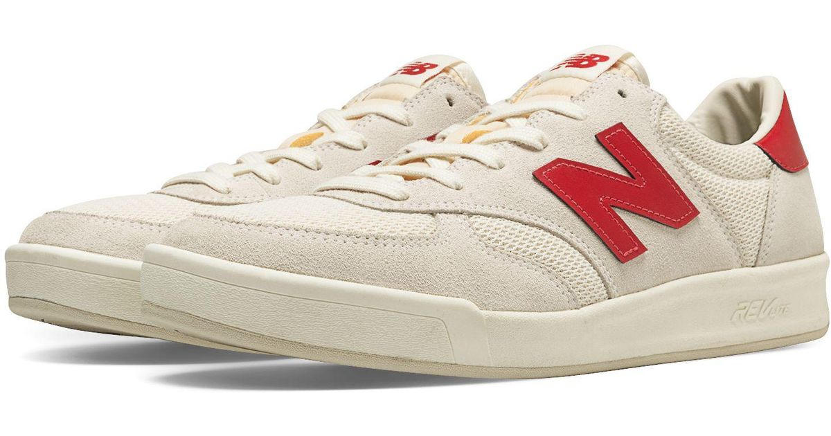 New Balance Suede 300 Vintage in Gray for Men - Lyst
