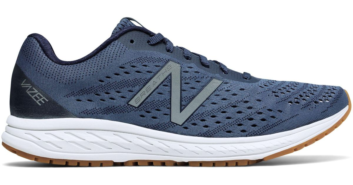 cansado Museo Guggenheim Sano  New Balance Synthetic Vazee Breathe V2 in Blue for Men - Lyst