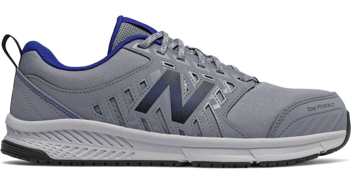 New Balance Leather 412 Alloy Toe for
