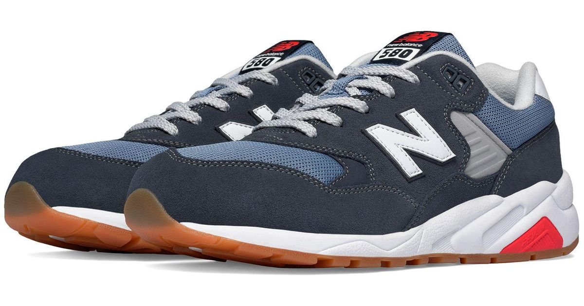 hot sale online 00853 95ef9 New Balance Blue New Balance 580 Elite Edition Revlite Shoes for men