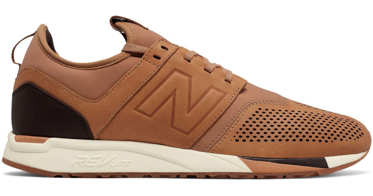 new balance 246 luxe