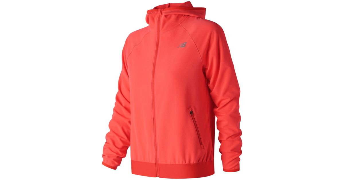 1205cdc75 Lyst - New Balance Accelerate Track Jacket