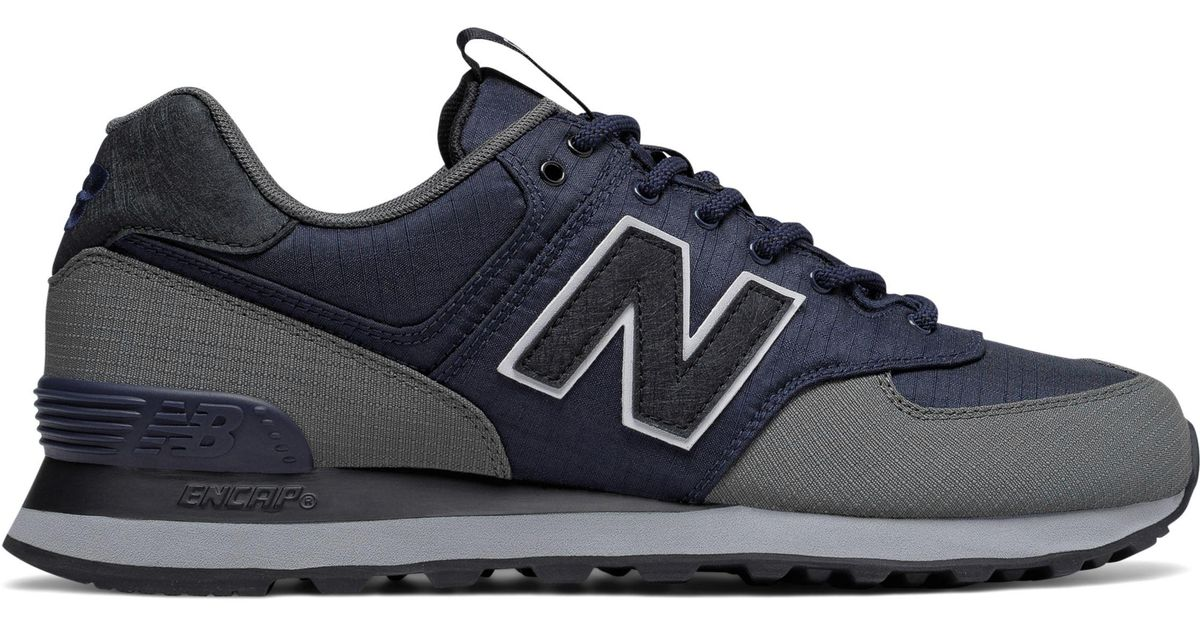 New Balance Blue 574 Outdoor Escape for men