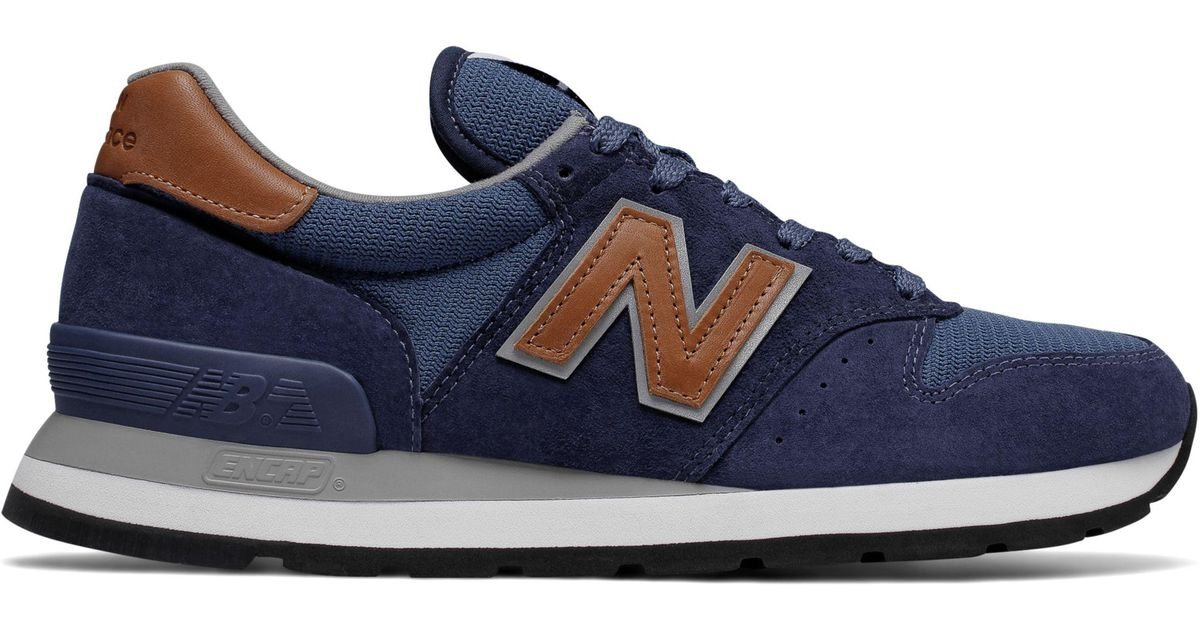 date de sortie: ff735 0f59d New Balance Blue New Balance 995 Winter Peaks Shoes for men