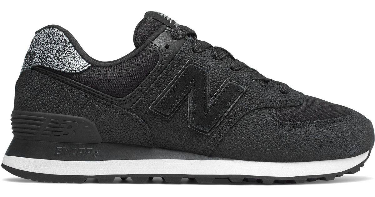 New Balance Suede 574 Pebbled Street in