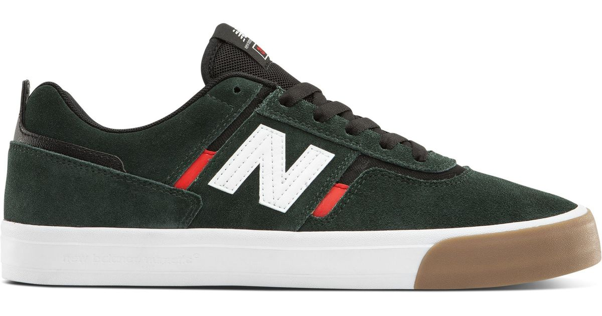 New Balance Rubber Numeric 306 in Green