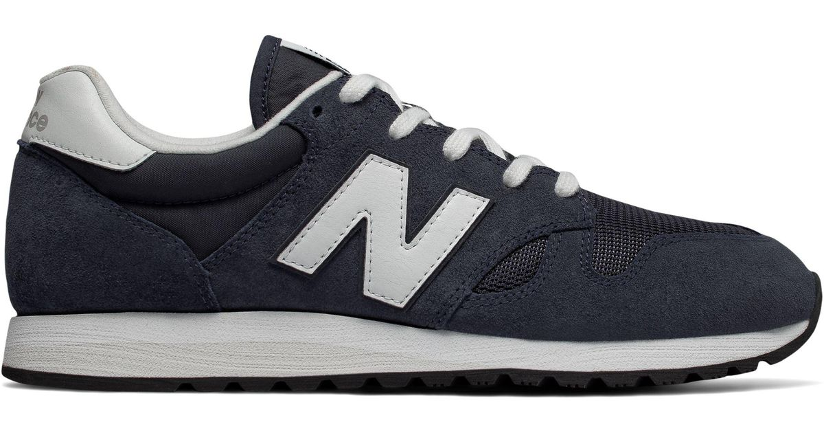 New Balance Suede 520 70s Running in Blue - Lyst