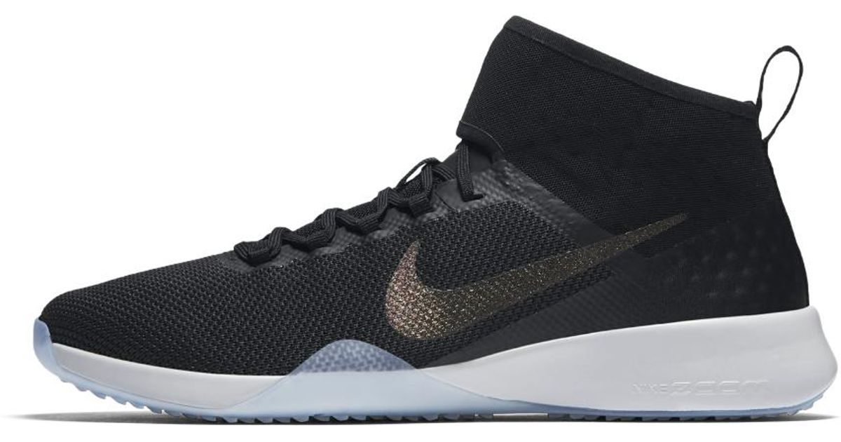 buy popular 68346 343e2 Lyst - Nike Air Zoom Strong 2 Metallic Womens Training Shoe in Black -  Save 40%