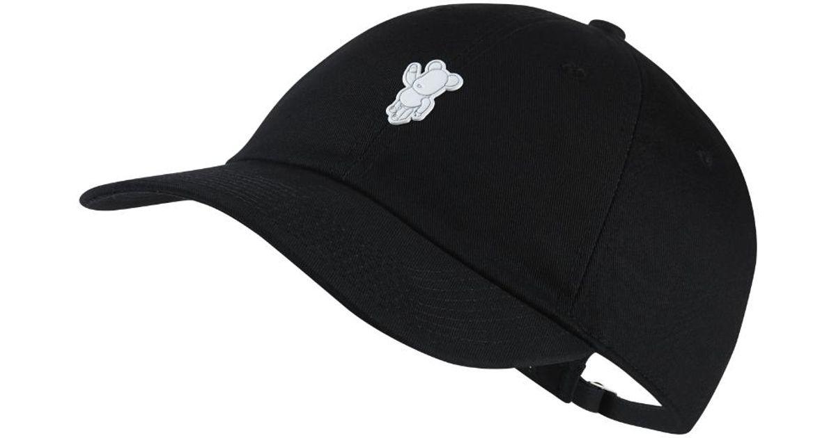 b479feedcdfdc Nike Sb X Medicom H86 Adjustable Hat (black) in Black for Men - Lyst