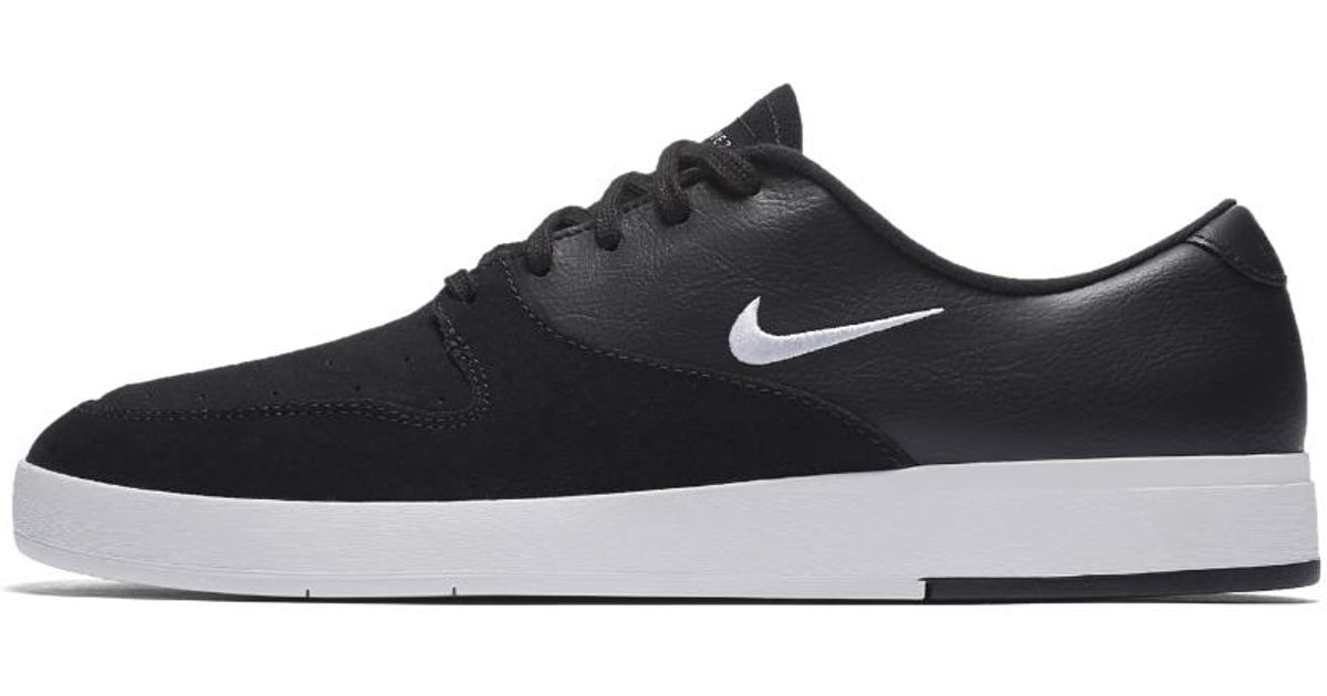 Lyst - Nike Sb Zoom Paul Rodriguez X Men's Skateboarding Shoe in Black for  Men