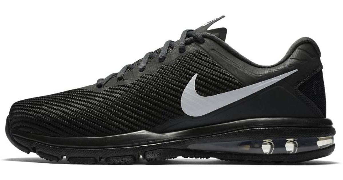 ... NIKE Mens Air Max Full Ride TR Training Shoe Nike Air Max Full Ride Tr  1.5 Training Shoe Black White B72e10 ... 8410237dc