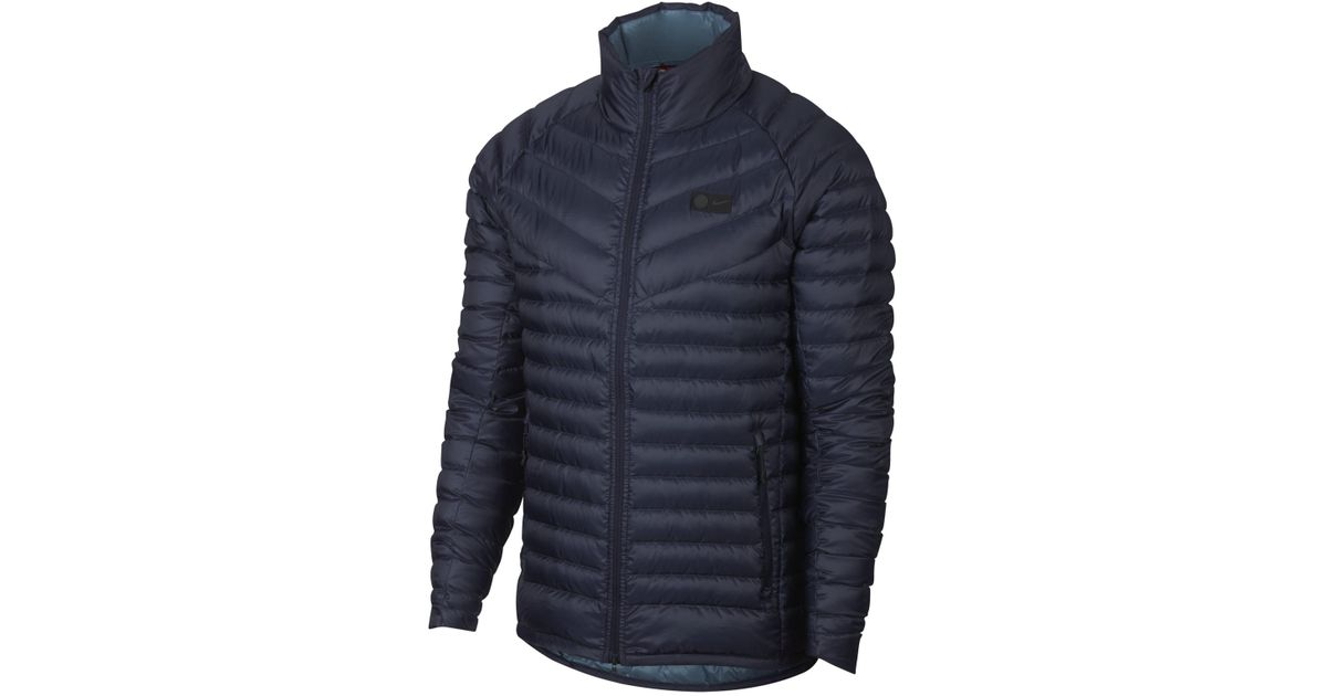 info for 23099 a976d Nike Blue Chelsea Fc Down-fill Jacket for men