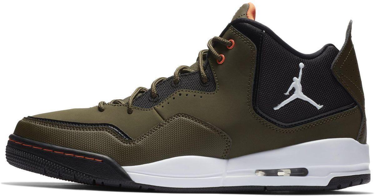 Nike Jordan Courtside 23 Shoe in Green for Men - Lyst 02d033a0f