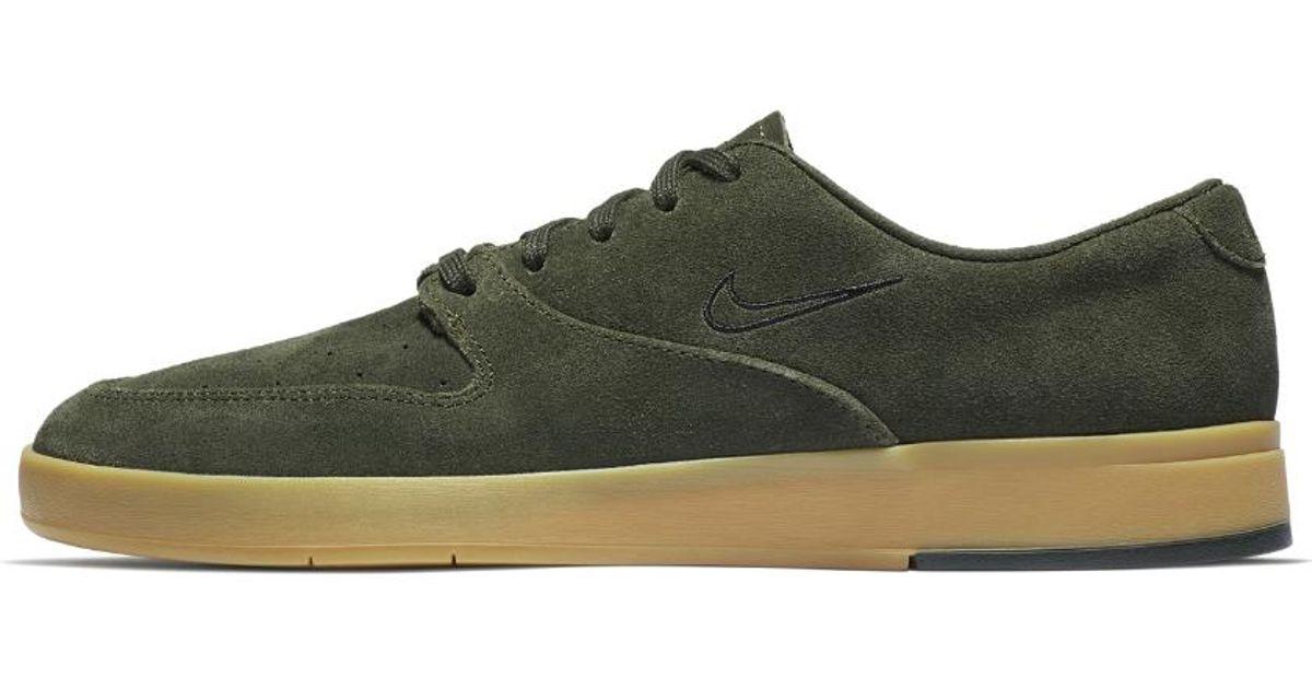 the best attitude 43ebd 847c6 Lyst - Nike Sb Zoom Paul Rodriguez Ten Mens Skateboarding Shoe in Black  for Men
