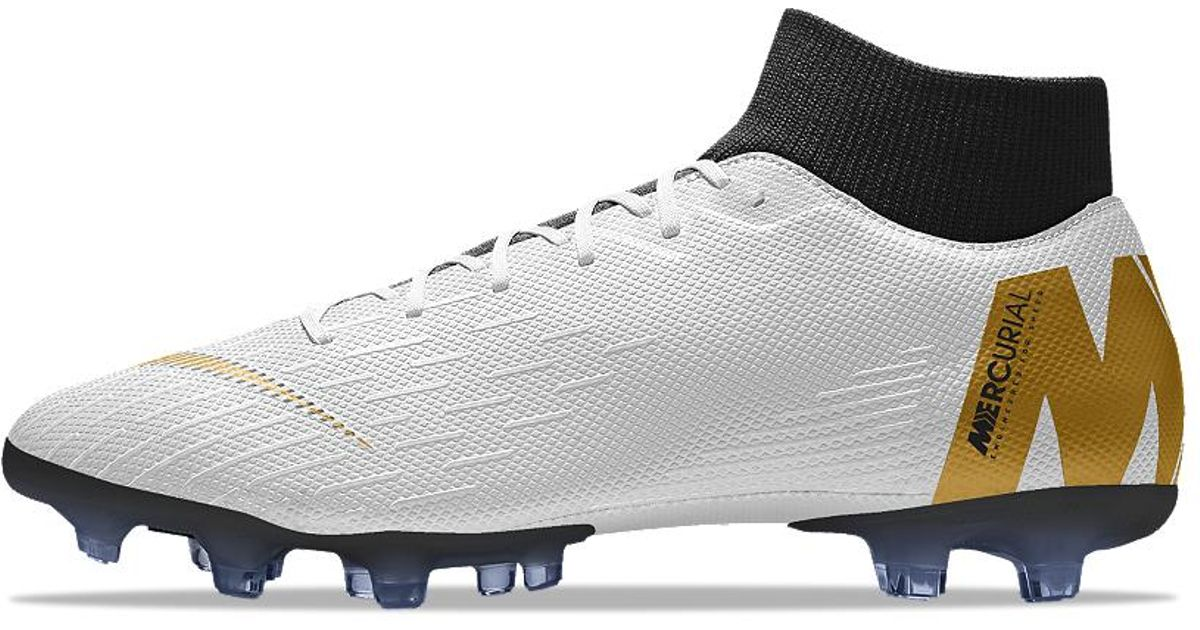 783ad654132 Nike Mercurial Superfly Vi Academy Mg Id Multi-ground Soccer Cleats for Men  - Lyst