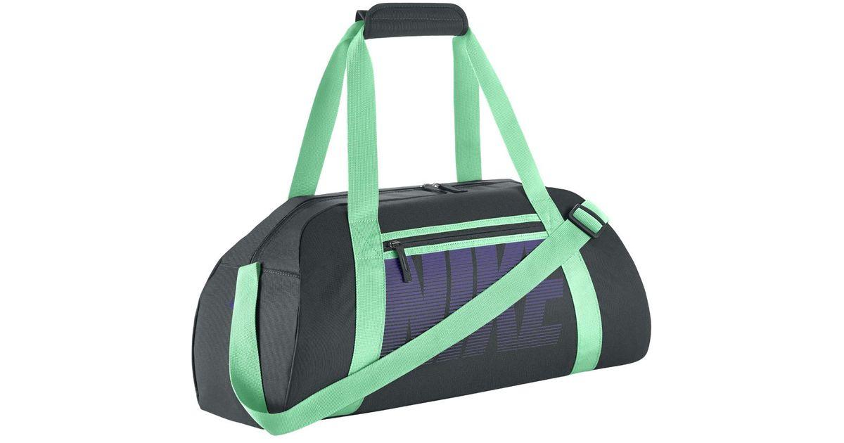 d7c1197187 Lyst - Nike Gym Club Training Duffel Bag (green) in Green