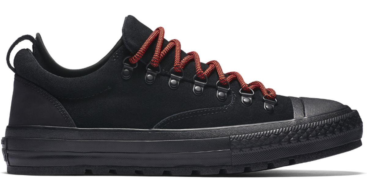 5747ef197fa8 AlternateText  Lyst - Converse Chuck Taylor All Star Descent Low Top Shoe  in Black for Men ...