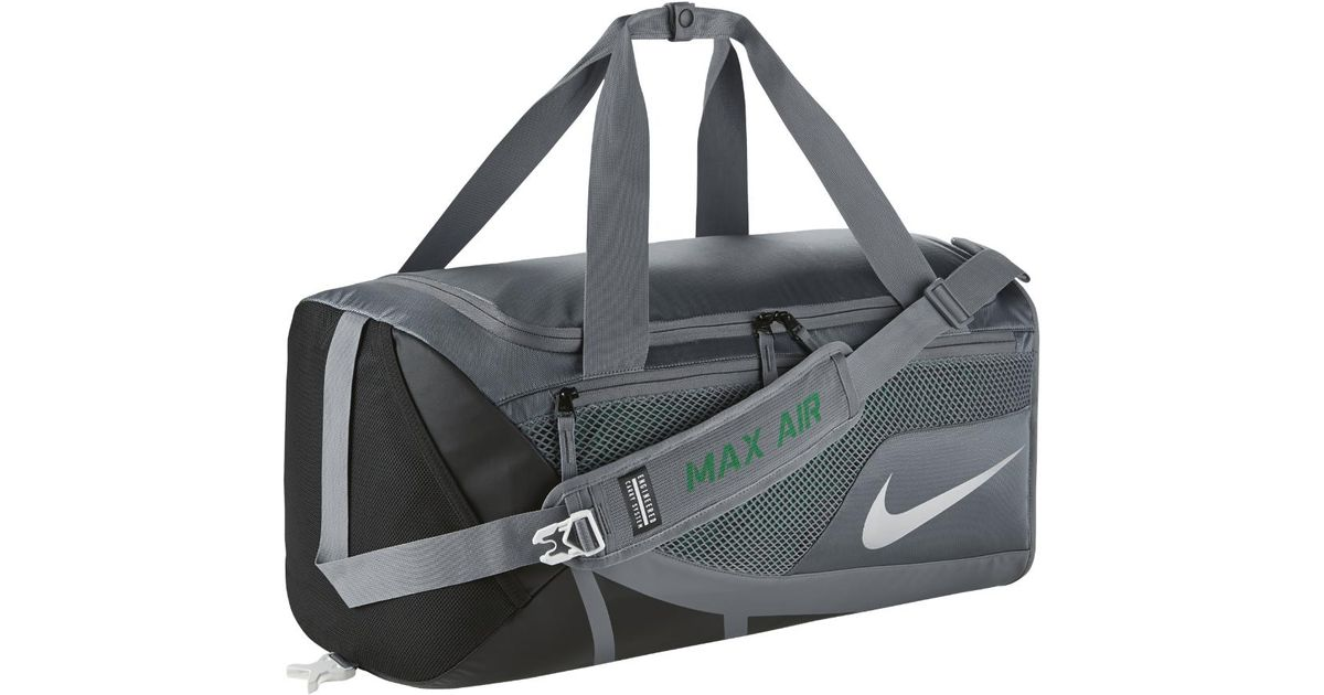 Lyst - Nike Vapor Max Air 2.0 (medium) Duffel Bag (grey) in Gray for Men 55becd951811d
