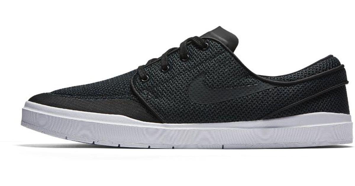 super popular 64892 13c2f Nike Sb Lunar Stefan Janoski Hyperfeel Xt Men s Skateboarding Shoe in Black  for Men - Lyst