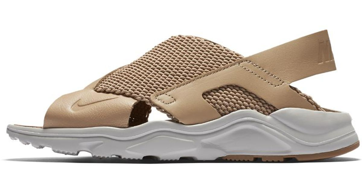 adf76aaae1a8 Lyst - Nike Air Huarache Ultra Women s Sandal in Brown