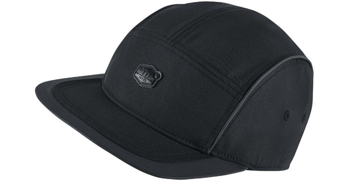 Lyst - Nike Lab Aw84 Tuned Air Men s Adjustable Cap (black) in Black for Men 9ed8a3412cb