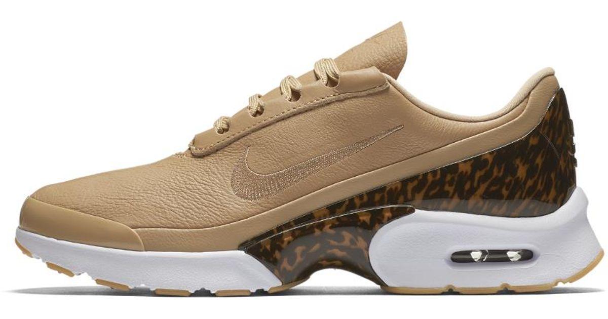 ccbcc7f20d60 Nike - Brown Nike Air Max Jewell Lx Women s Shoe - Lyst