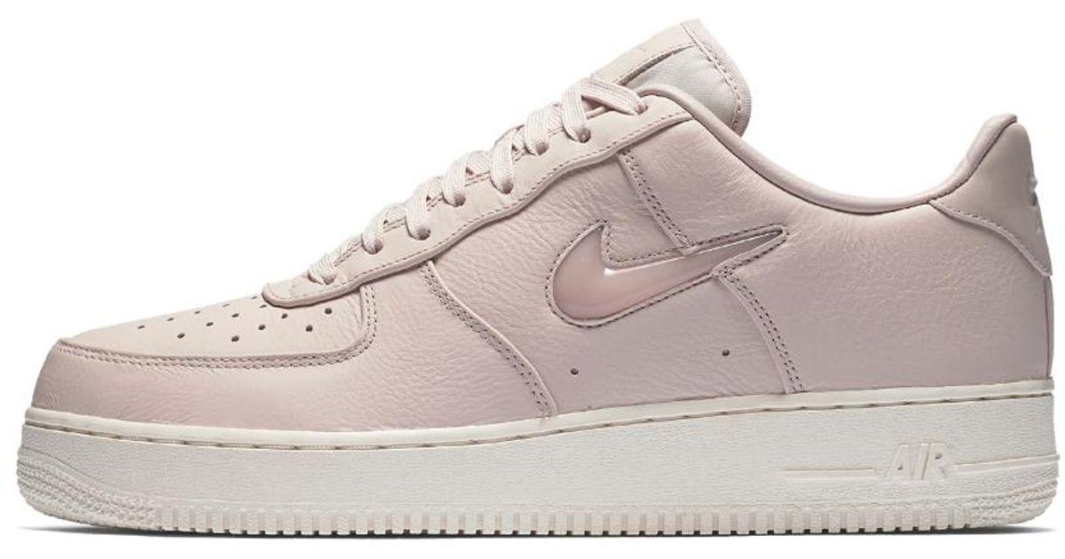 44b320502 Nike Air Force 1 Low Jewel Men's Shoe for Men - Lyst