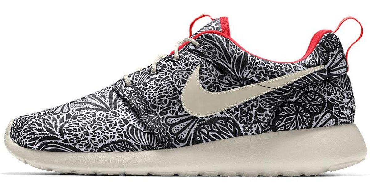 Nike Pink Roshe One Premium Liberty London Id Women's Shoe
