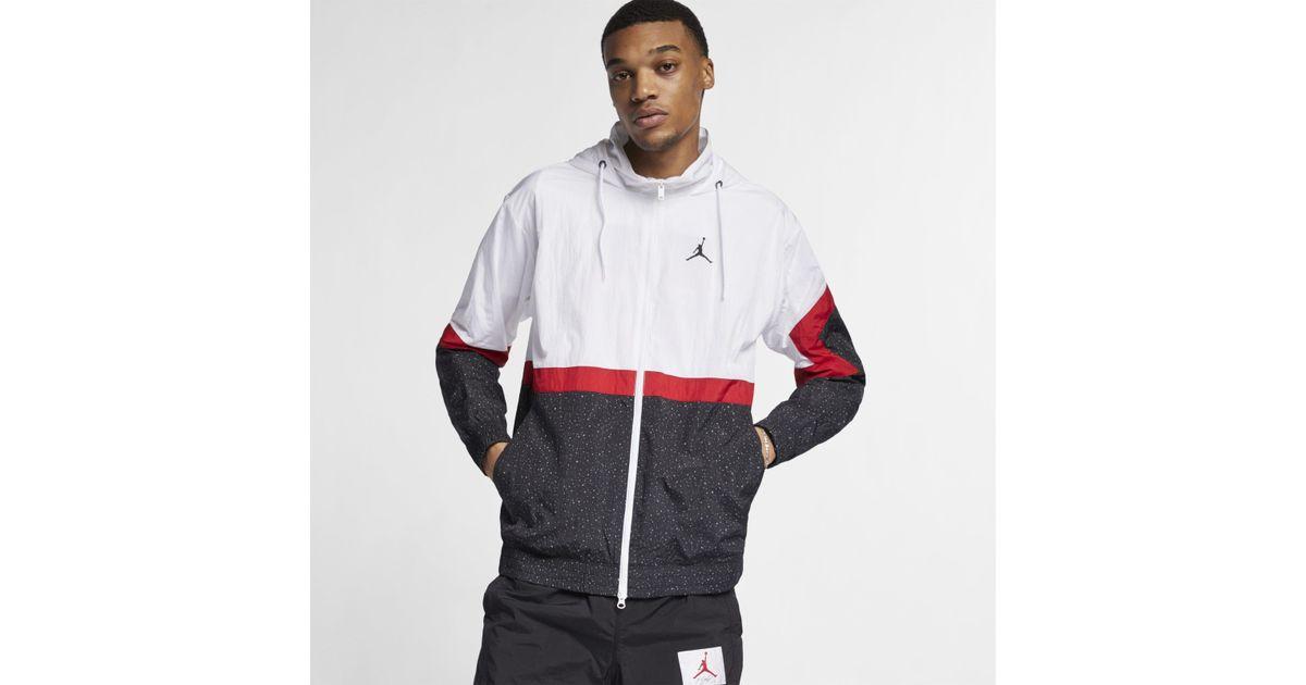 a3d7e5e7cf92 Nike Jordan Diamond Cement Jacket for Men - Lyst