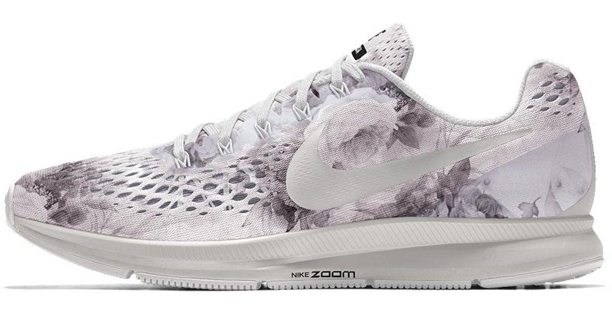a3c6ec80debf Lyst - Nike Air Zoom Pegasus 34 Gpx Id Women s Running Shoe