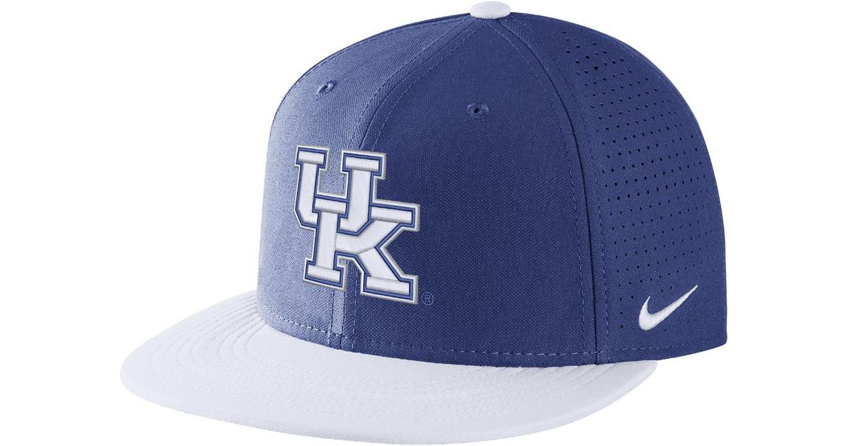 Lyst - Nike College Aerobill True (kentucky) Adjustable Hat (blue) in Blue  for Men 44d500380