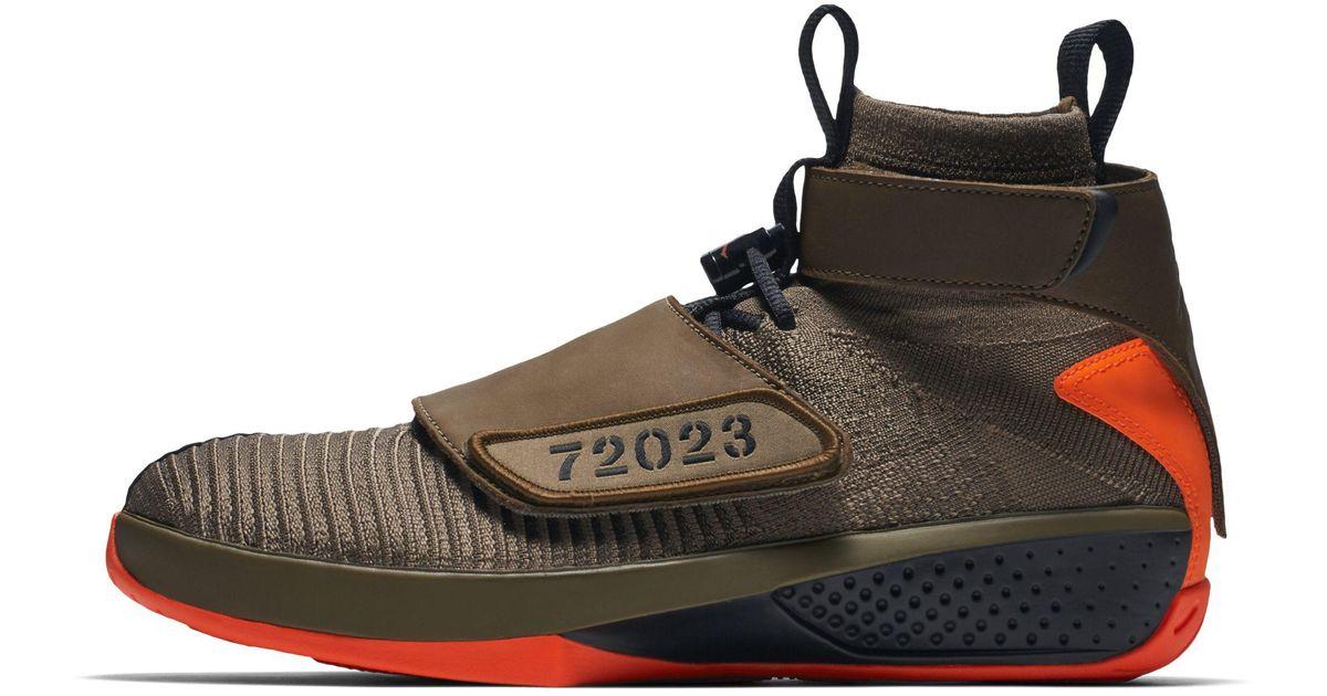 995d8ee530c5 Nike Air Jordan Xx Flyknit X Rag bone X Carmelo Anthony Shoe in Green for  Men - Lyst