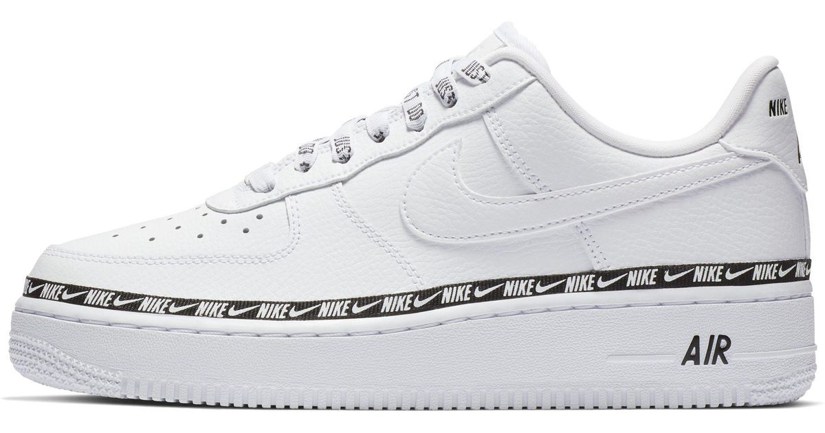 ef98dc5c Nike White Air Force 1' 07 Se Premium Shoe