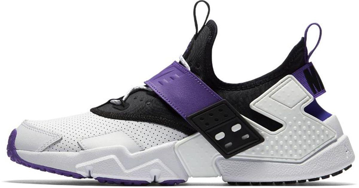 the best attitude 4f03b 7f8fa Nike Air Huarache Drift Premium Men s Shoe in White for Men - Lyst