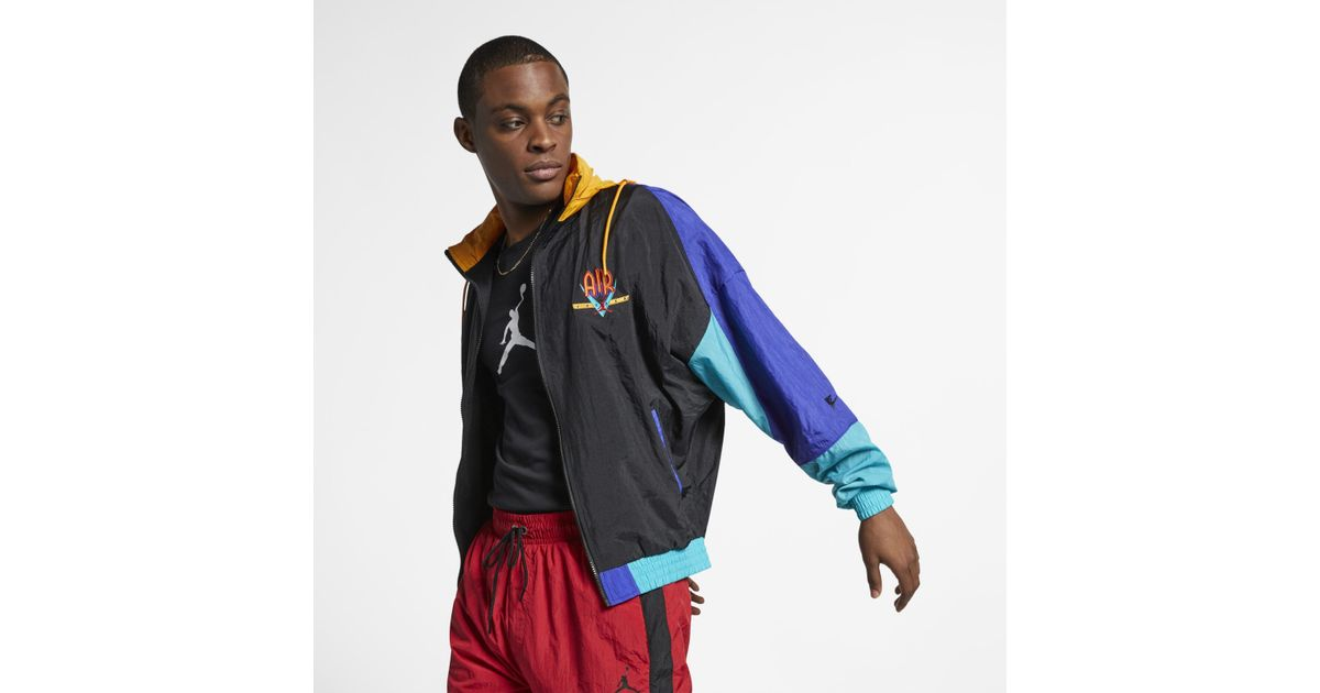 online here various colors online for sale Nike Jordan Legacy Flight Nostalgia AJ 9 Herren-Retrojacke ...