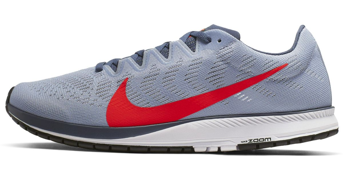 85f8ca50a40 Nike Air Zoom Streak 7 Running Shoe in Blue for Men - Lyst