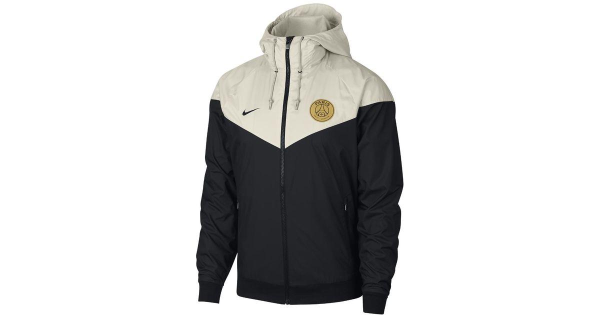 Men Saint Black For Paris Nike Jacket Germain b6yf7g