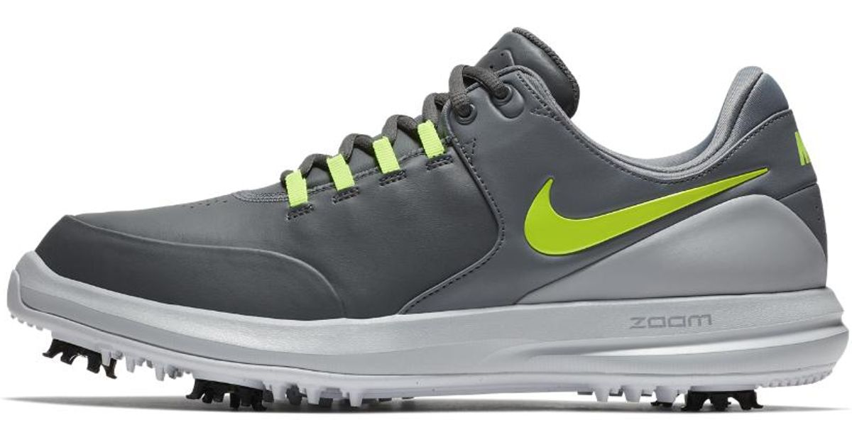 784254ab06a8e Lyst - Nike Air Zoom Accurate Men s Golf Shoe in Gray for Men
