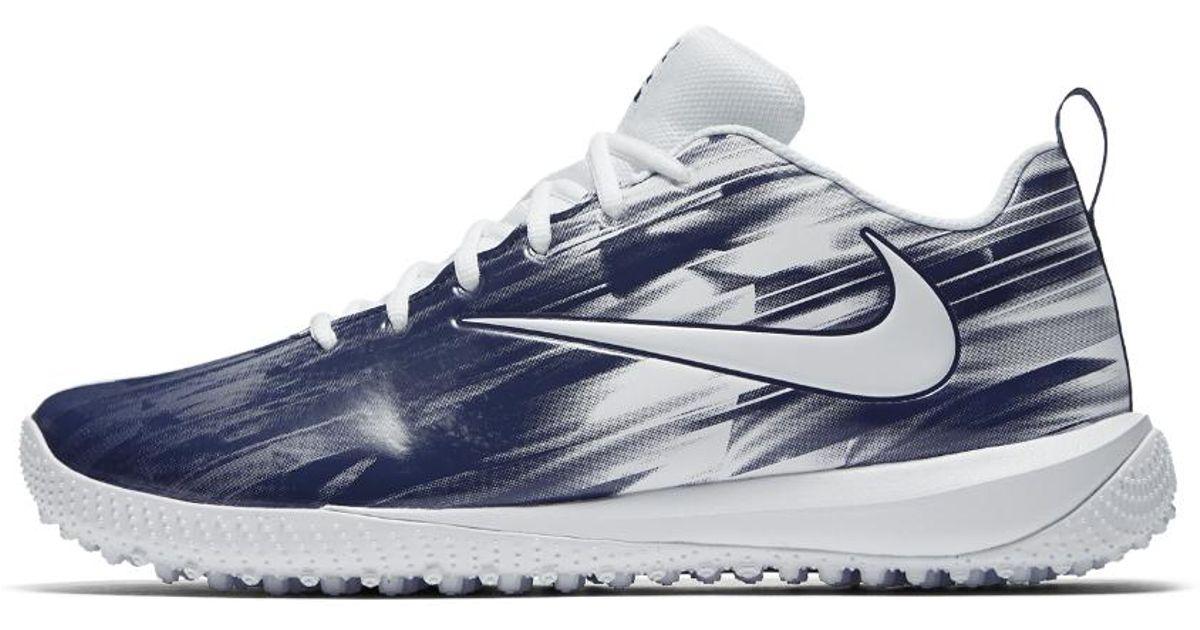 Nike Rubber Vapor Varsity Low Turf Lax