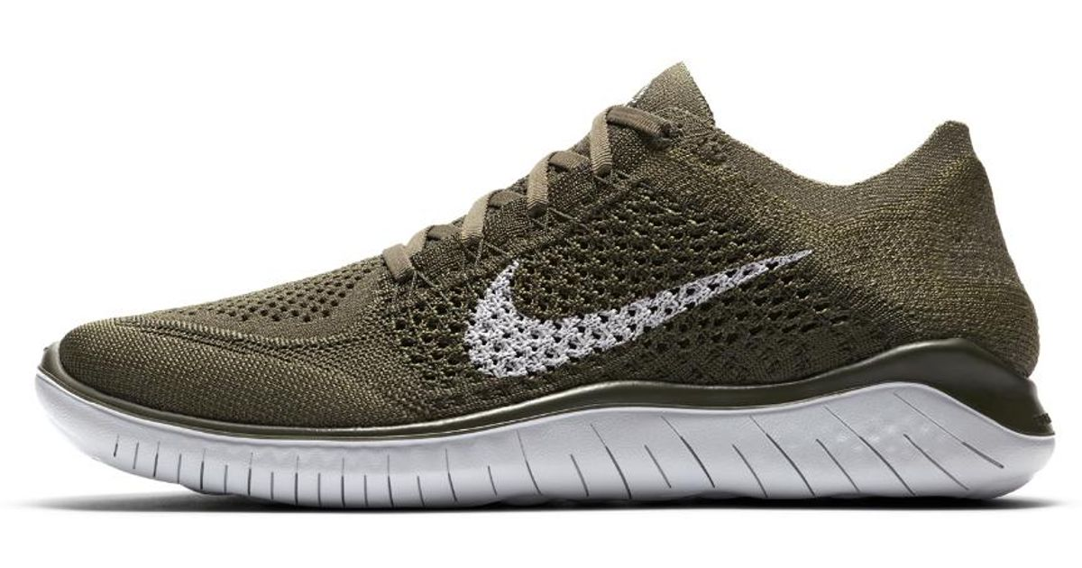 eca5f8b21daa1 Lyst - Nike Free Rn Flyknit 2018 Men s Running Shoe for Men