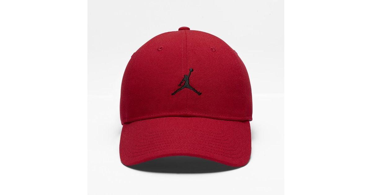d3755d9045e Lyst - Nike Jumpman H86 Adjustable Hat
